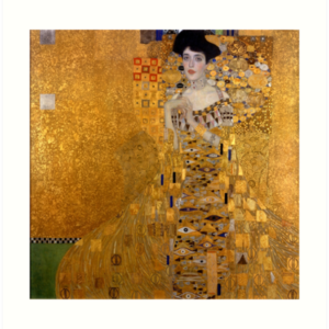 Adele Bloch Bauer by Gustav Klimt Art Prints