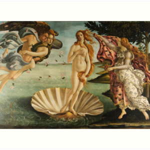 The Birth of Venus - Nascita di Venere by Sandro Botticelli Art Prints