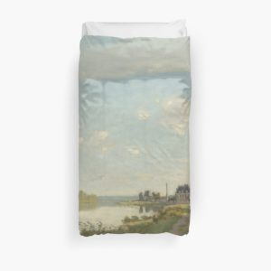 Argenteuil by Claude Monet Duvet Covers