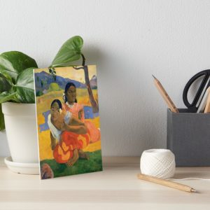 Affordable Art $300,000,000 When Will You Marry by Paul Gauguin Art Boards