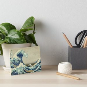 The Classic Japanese Great Wave off Kanagawa by Hokusai Art Boards