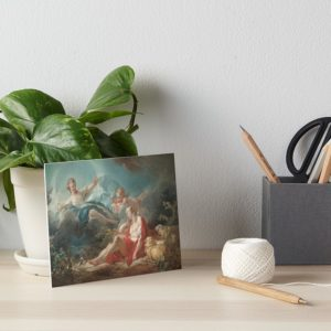 Diana and Endymion Oil Painting by Jean-Honoré Fragonard Art Boards