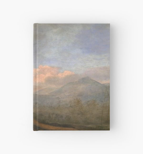 The Kongouro Oil Painting by Australian Artist George Stubbs Hardcover Journals