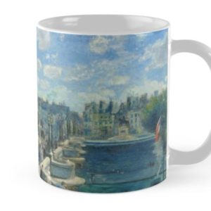 Pont Neuf Paris Painting by Auguste Renoir Mugs