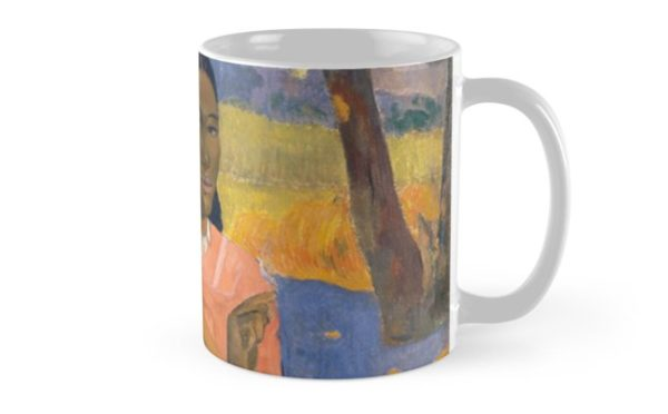 Affordable Art $300,000,000 When Will You Marry by Paul Gauguin Mugs