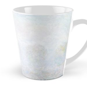 Morning Haze by Claude Monet Tall Mugs