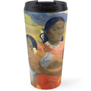 Affordable Art $300,000,000 When Will You Marry by Paul Gauguin Travel Mugs