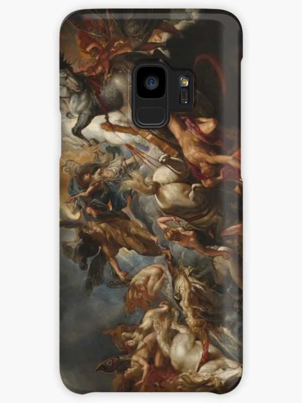 The Fall of Phaeton Oil Painting by Sir Peter Paul Rubens Cases & Skins for Samsung Galaxy