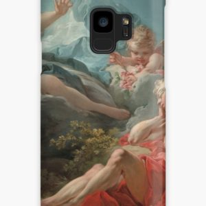 Diana and Endymion Oil Painting by Jean-Honoré Fragonard Cases & Skins for Samsung Galaxy