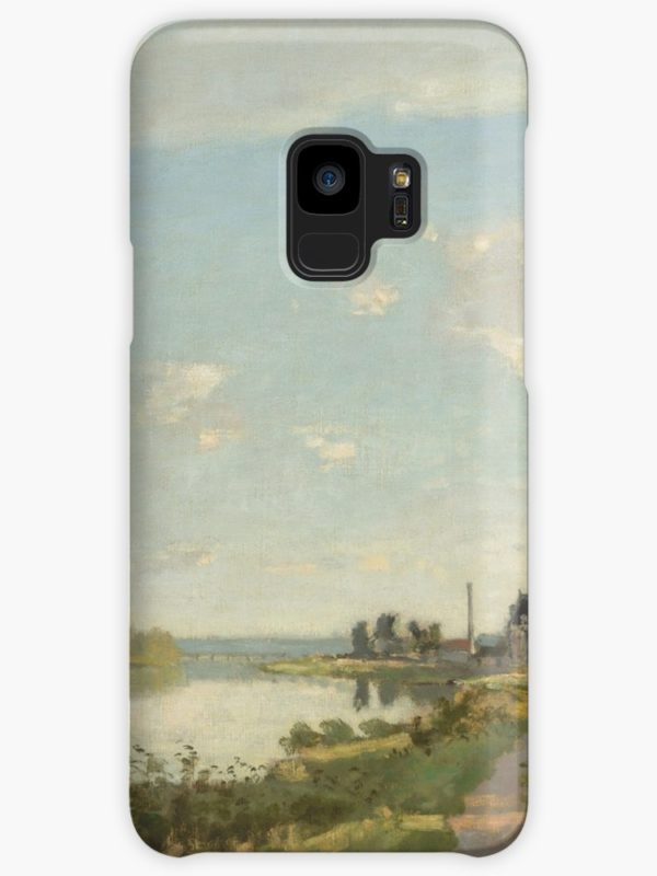 Argenteuil by Claude Monet Cases & Skins for Samsung Galaxy