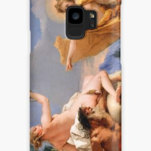 Oil Painting Apollo Pursuing Daphne by Giovanni Battista Tiepolo Cases & Skins for Samsung Galaxy