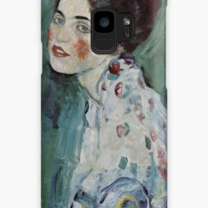 Stolen Art - Portrait of a Lady by Gustav Klimt Cases & Skins for Samsung Galaxy