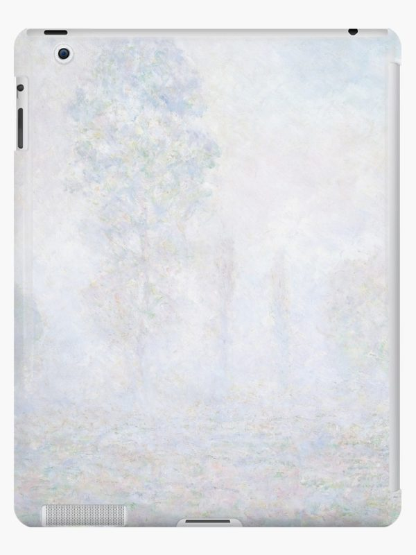 Morning Haze by Claude Monet iPad Cases & Skins
