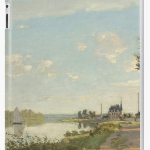 Argenteuil by Claude Monet iPad Cases & Skins