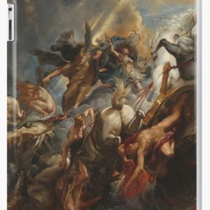The Fall of Phaeton Oil Painting by Sir Peter Paul Rubens iPad Cases & Skins
