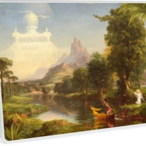 The Voyage of Life Youth Painting by Thomas Cole Laptop Skins