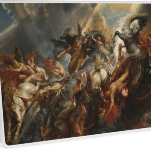 The Fall of Phaeton Oil Painting by Sir Peter Paul Rubens Laptop Skins
