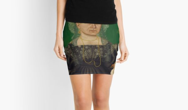 Eliza R. Read Oil Painting by Royall Brewster Smith Mini Skirts