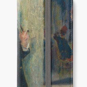 The Young Soldier oil Painting by Auguste Renoir iPhone Wallets