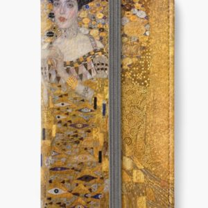 Adele Bloch Bauer by Gustav Klimt iPhone Wallets